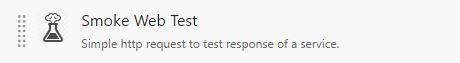 Smoke web test task preview